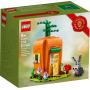 LEGO 40449 Het Wortelhuis van de Paashaas