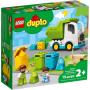 LEGO 10945 Vuilniswagen en recycling