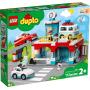 LEGO 10948 Parkeergarage en wasstraat