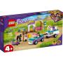 LEGO 41441 Paardentraining en aanhanger