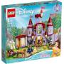 LEGO 43196 Belle en het Beest kasteel